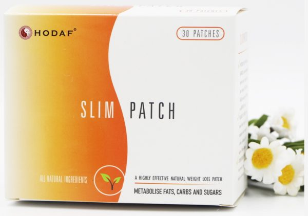 Slim Patches packaging image