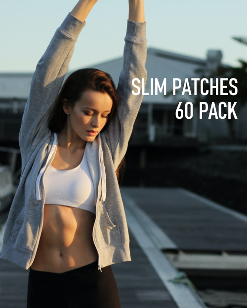 natural slim patch 60 pack girl image